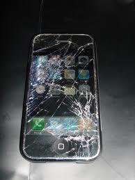 réparation iphone écran cassé