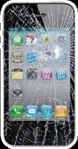 iphone 4s écran cassé